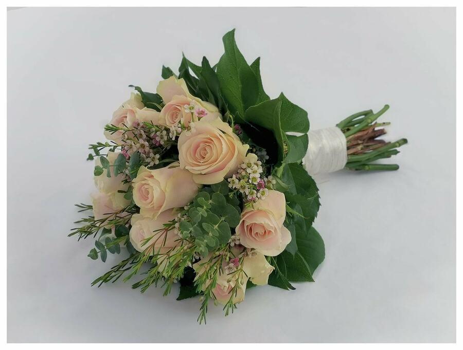 Hochzeit - Blumenstrauß der Trauzeugin